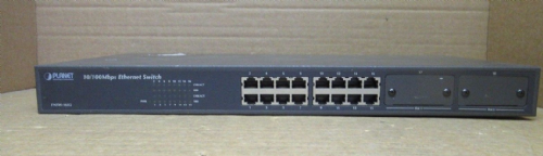 PLanet 10/100 Mbps Ethernet Switch FNSW-1602 16 Ports